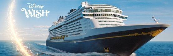 Disney Wish, el nuevo barco de Disney Cruise Line