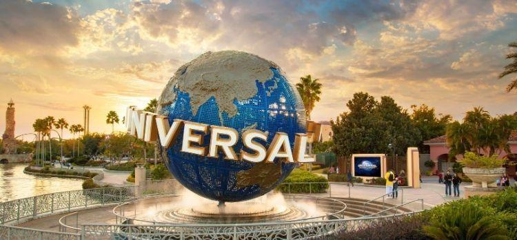 Universal Orlando Promo Ticket