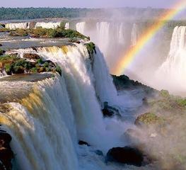 Receso en Iguazú y Buenos Aires
