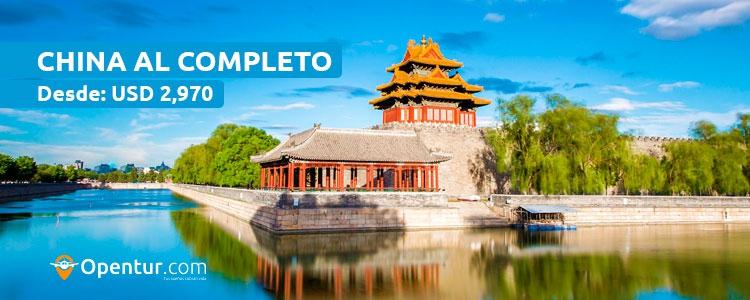 China al Completo - ORIENTEMEDIO