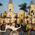 Lima la ciudad de los Reyes