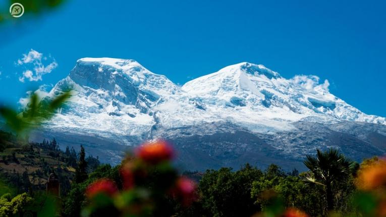 Huaraz en los Andes