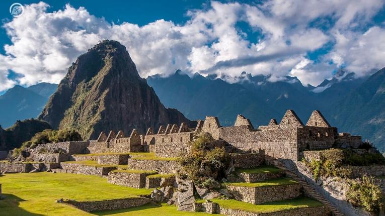 Resplandecer en Machu Picchu