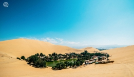 Ica Huacachina Full Day