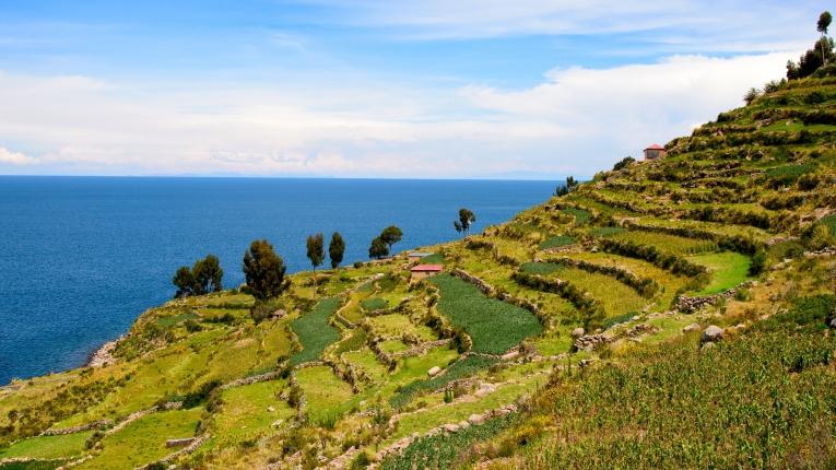 Lago Titicaca, Vivencial