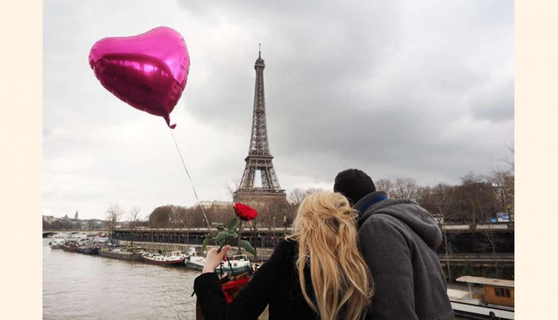Madrid Y Paris , San Valentin En Paris  Salida 08 Febrero