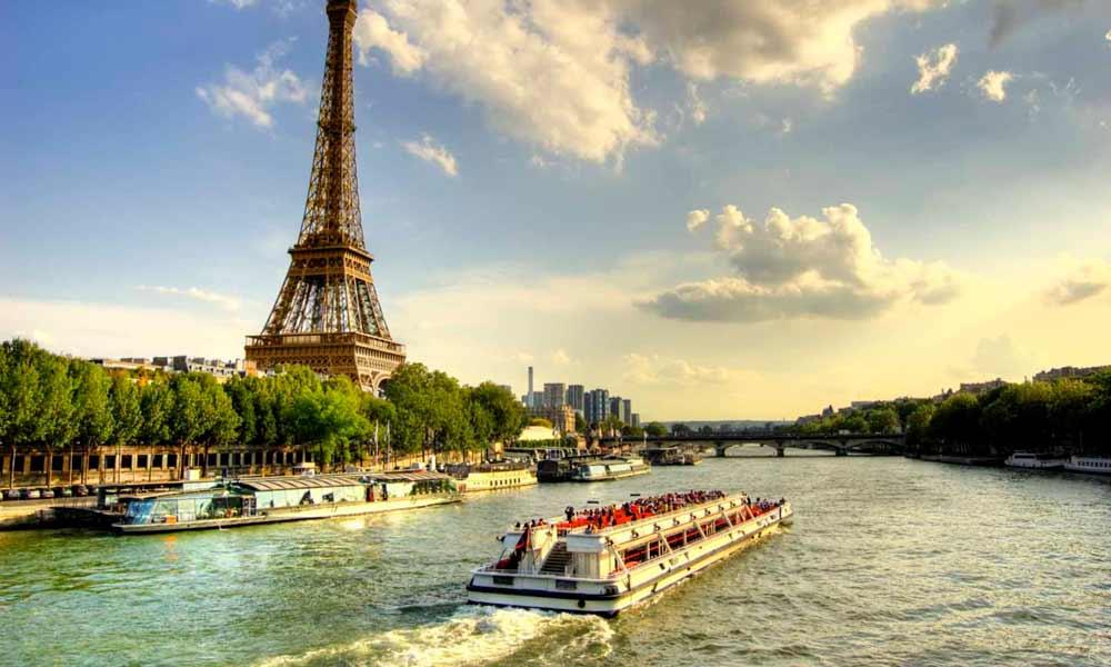 Mini Circuito Europa–San Valentin en Paris 11 Febrero
